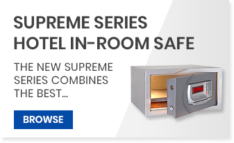 Supreme Series Hotel In-Room Safe