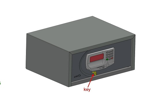 electronics safes
